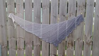A day at the beach 150 gm shawl