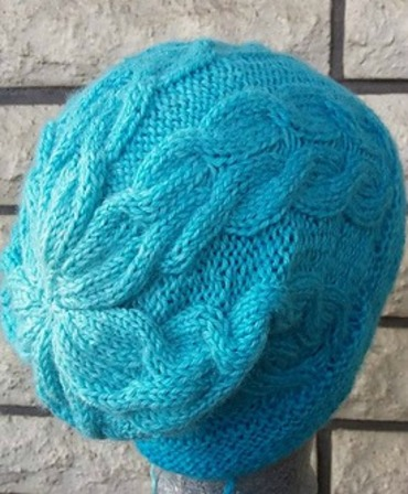 Leeannes Twist PDF Knitting Pattern