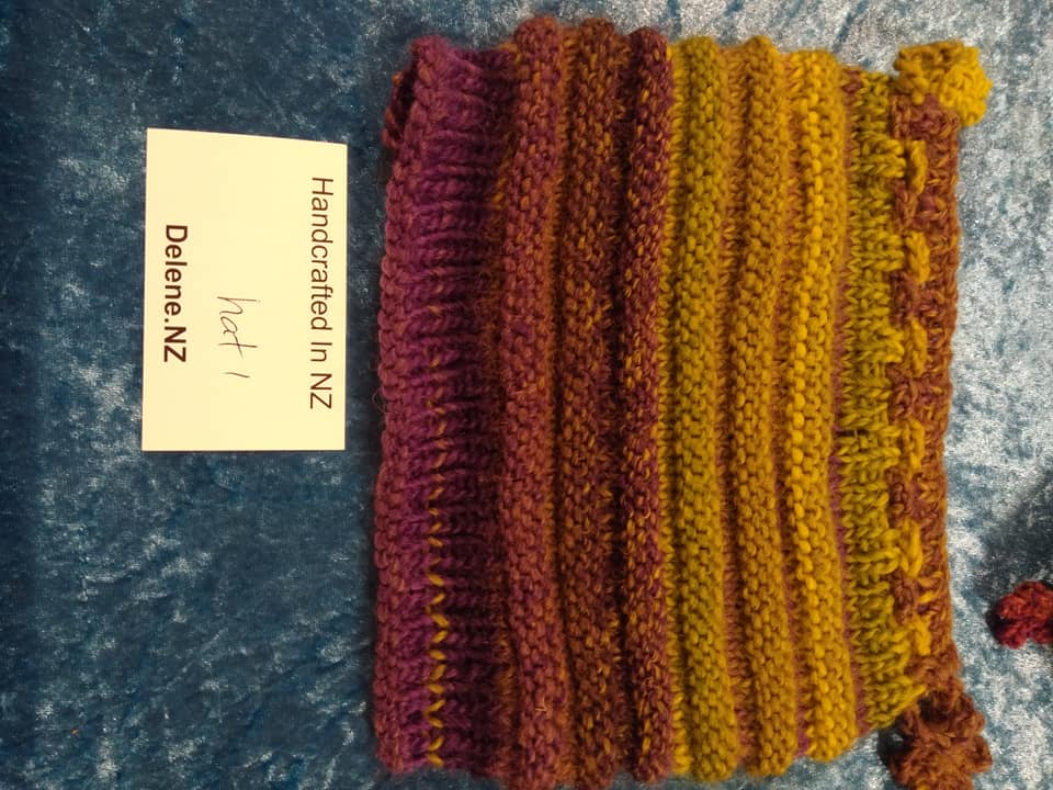 hat cowl combo